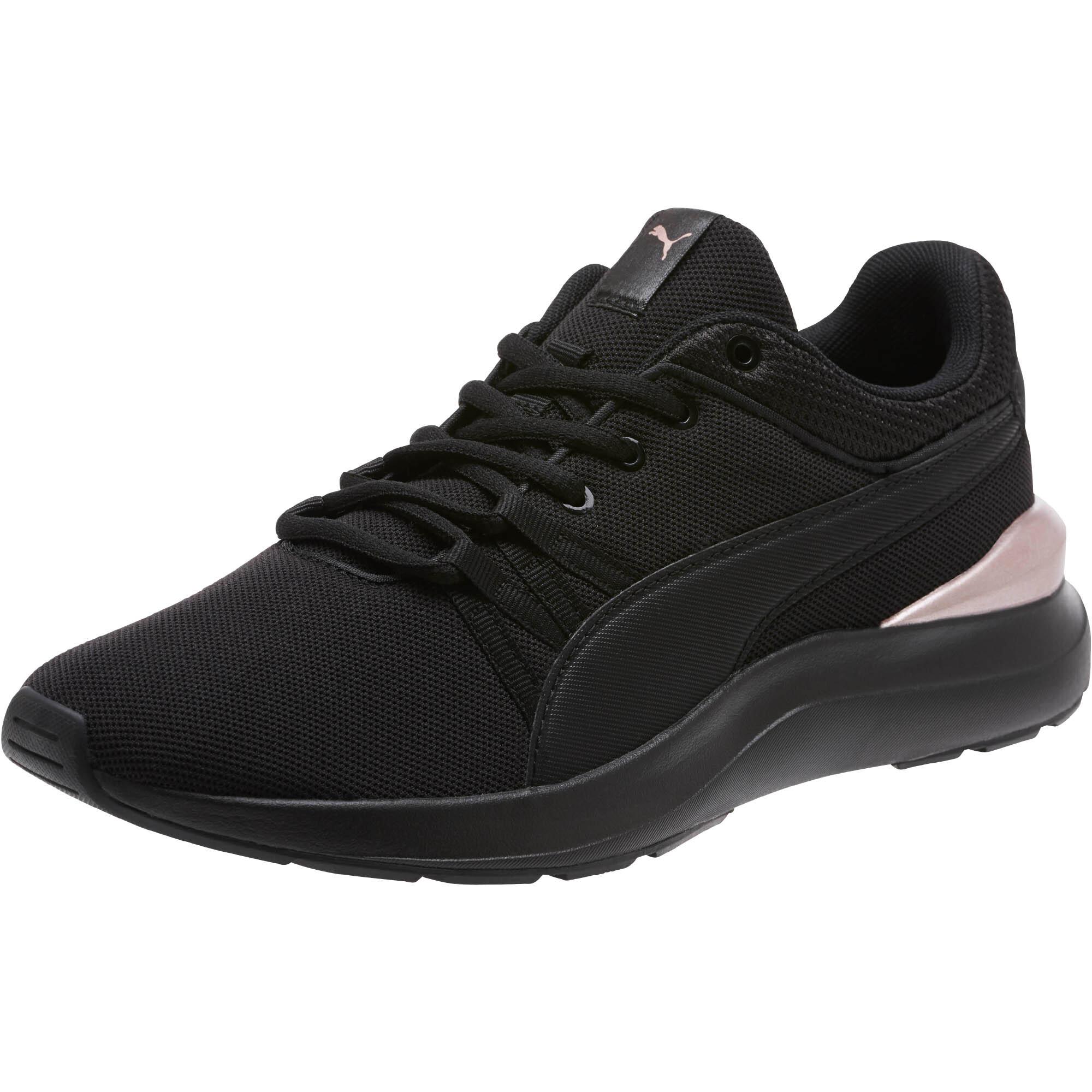 PUMA-Adela-Mesh-Women-s-Sneakers-Women-Shoe-Basics thumbnail 9