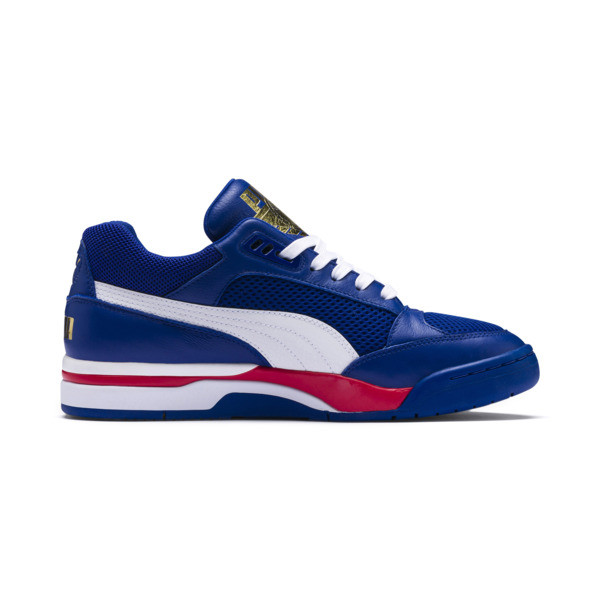 Palace Guard Finals Sneakers, Surf The Web-Puma White-, large