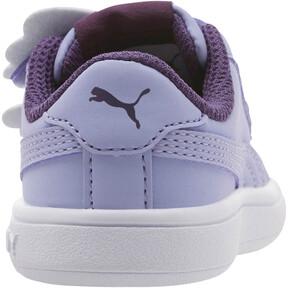 Thumbnail 3 of PUMA Smash v2 Butterfly AC Sneakers INF, Sweet Lavender-Indigo-White, medium