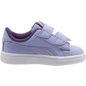 Thumbnail 4 of PUMA Smash v2 Butterfly AC Sneakers INF, Sweet Lavender-Indigo-White, medium