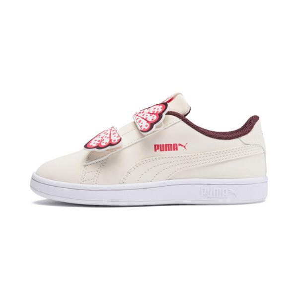 Puma Smash v2 Butterfly Little Kids' Shoes