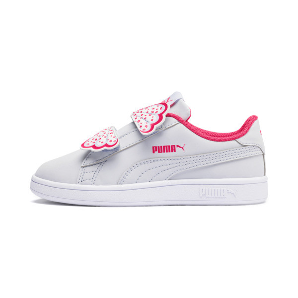 Puma Smash v2 Butterfly Little Kids' Shoes