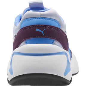 Miniatura 3 de Zapatos deportivos Nova Funky para joven, Heather-Blue Glimmer, mediano