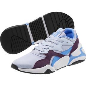 Miniatura 2 de Zapatos deportivos Nova Funky para joven, Heather-Blue Glimmer, mediano