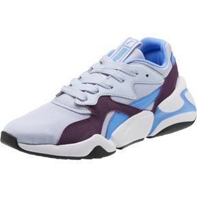 Miniatura 1 de Zapatos deportivos Nova Funky para joven, Heather-Blue Glimmer, mediano