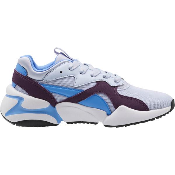 Zapatos deportivos Nova Funky para joven, Heather-Blue Glimmer, grande