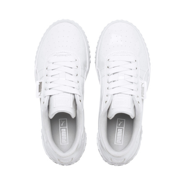Cali Patent Youth Sneaker