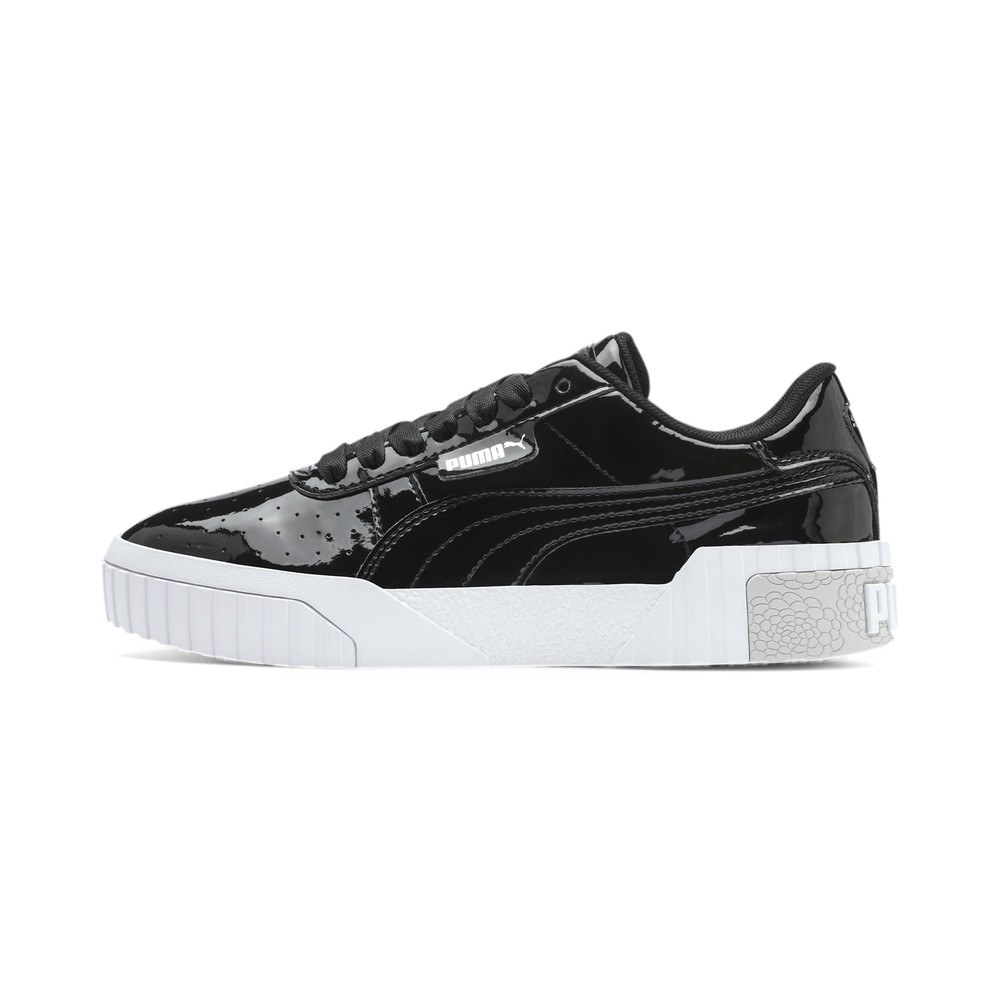 Image PUMA Cali Patent Youth Trainers #1