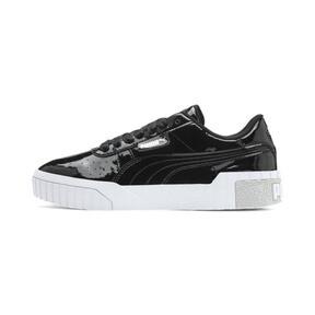 Miniatura 1 de Zapatos deportivos Cali de charol para joven, Puma Black-Puma White, mediano