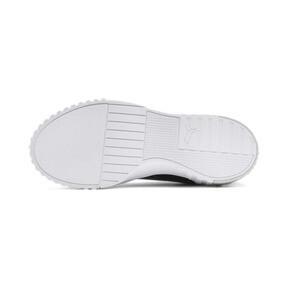 Miniatura 4 de Zapatos deportivos Cali de charol para joven, Puma Black-Puma White, mediano