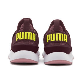 Miniatura 3 de Zapatos deportivosMuse Shiftpara JR, Vineyard Wine-Yellow Alert, mediano