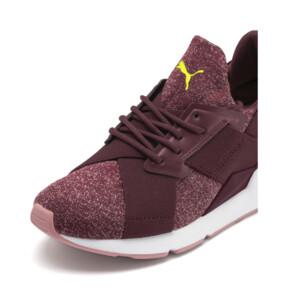 Miniatura 7 de Zapatos deportivosMuse Shiftpara JR, Vineyard Wine-Yellow Alert, mediano