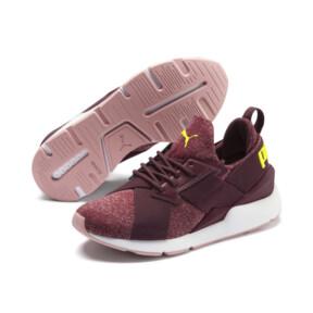 Miniatura 2 de Zapatos deportivosMuse Shiftpara JR, Vineyard Wine-Yellow Alert, mediano