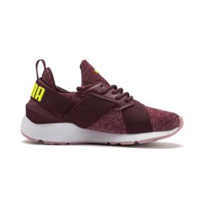 Miniatura 5 de Zapatos deportivosMuse Shiftpara JR, Vineyard Wine-Yellow Alert, mediano