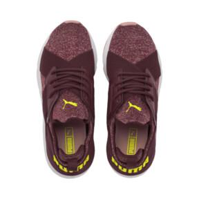 Miniatura 6 de Zapatos deportivosMuse Shiftpara JR, Vineyard Wine-Yellow Alert, mediano