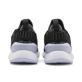 Miniatura 3 de Zapatos deportivosMuse Shiftpara JR, Puma Black-Heather, mediano