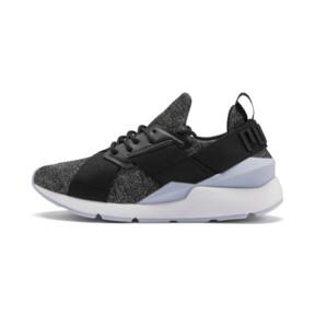 Miniatura 1 de Zapatos deportivosMuse Shiftpara JR, Puma Black-Heather, mediano