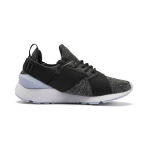 Miniatura 5 de Zapatos deportivosMuse Shiftpara JR, Puma Black-Heather, mediano