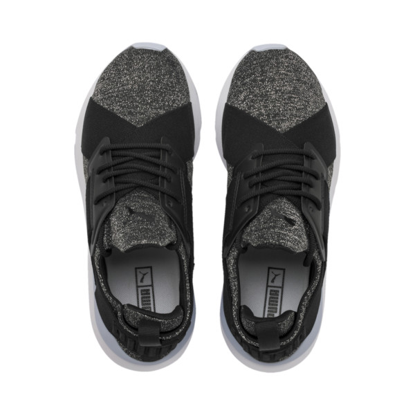 Zapatos deportivosMuse Shiftpara JR, Puma Black-Heather, grande