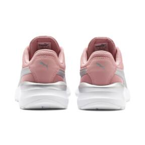 Thumbnail 3 of Adela Breathe Sneakers JR, Bridal Rose-Puma Silver, medium