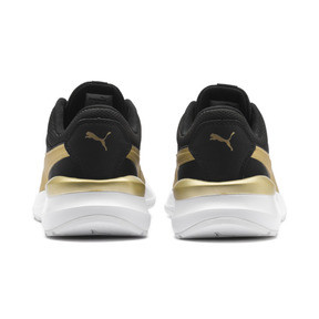 Thumbnail 3 of Adela Breathe Sneakers JR, Puma Black-Puma Team Gold, medium