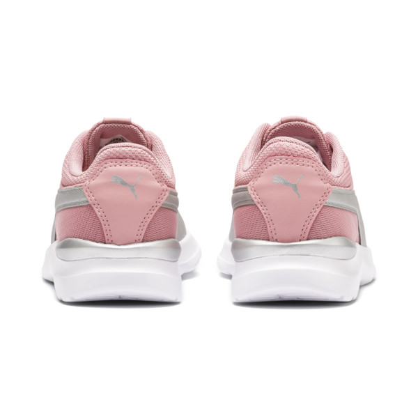 Adela Breathe AC Sneakers PS, Bridal Rose-Puma Silver, large