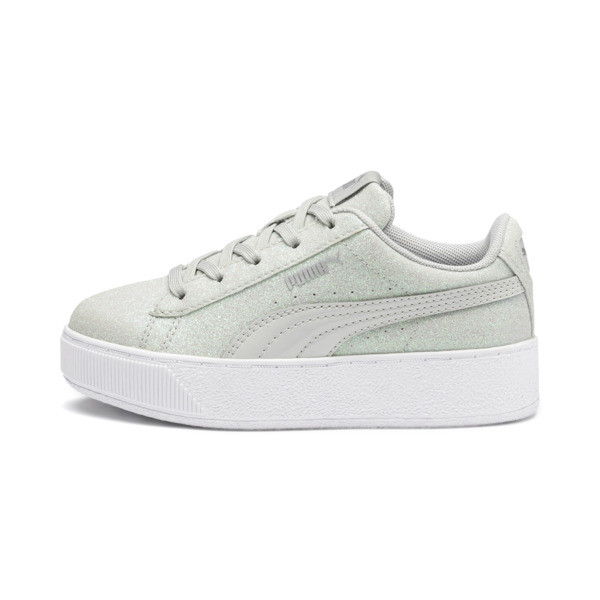 bella vista marchi riconosciuti prezzo interessante Vikky Platform Glitz Girls' Sneakers | Gray Violet-Gray Violet ...