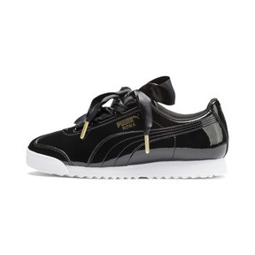 Roma Heart Patent Women's Sneakers