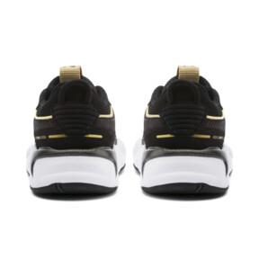 Thumbnail 4 of RS-X Trophy Little Kids' Shoes, Puma Black, medium