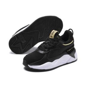 Thumbnail 2 of RS-X Trophy Little Kids' Shoes, Puma Black, medium