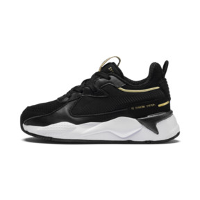 Thumbnail 1 of RS-X Trophy Little Kids' Shoes, Puma Black, medium