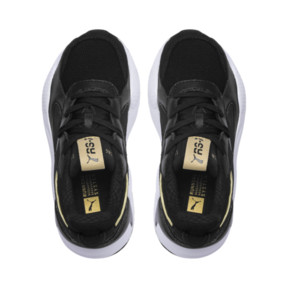 Thumbnail 6 of RS-X Trophy Little Kids' Shoes, Puma Black, medium