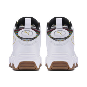 Miniatura 4 de Zapatos deportivos Source Cinco de Mayo de media caña, Puma White-Gum, mediano