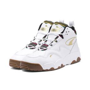 Miniatura 2 de Zapatos deportivos Source Cinco de Mayo de media caña, Puma White-Gum, mediano
