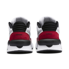 Thumbnail 4 of RS 9.8 Space Trainers, Puma White-High Risk Red, medium