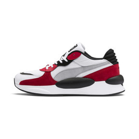 Thumbnail 1 of RS 9.8 Space Sneakers, Puma White-High Risk Red, medium