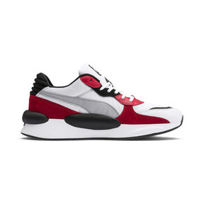 Thumbnail 6 of RS 9.8 Space Trainers, Puma White-High Risk Red, medium