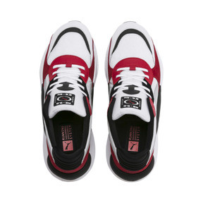 Thumbnail 7 of RS 9.8 Space Trainers, Puma White-High Risk Red, medium