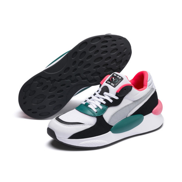 Zapatillas RS 9.8 Space, Puma White-Teal Green, grande