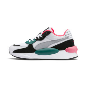 Imagen en miniatura 1 de Zapatillas RS 9.8 Space, Puma White-Teal Green, mediana