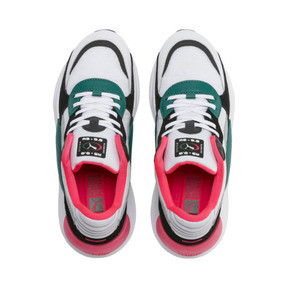 Imagen en miniatura 6 de Zapatillas RS 9.8 Space, Puma White-Teal Green, mediana