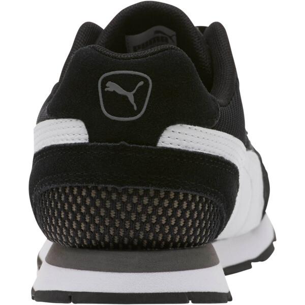Vista Women's Sneakers, Black-White-Charcoal Gray, large