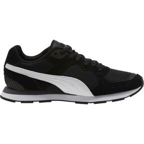 Thumbnail 3 of Vista Women's Sneakers, Black-White-Charcoal Gray, medium
