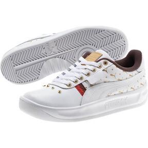 Thumbnail 2 of California Stud Women's Sneakers, Puma White, medium