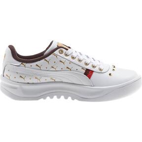 Thumbnail 4 of California Stud Women's Sneakers, Puma White, medium