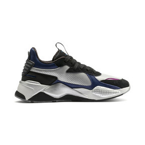 Thumbnail 5 of PUMA X MOTOROLA RS-X Tech Trainers, Puma Silver-Sodalite Blue, medium