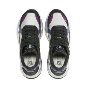 Thumbnail 6 of PUMA X MOTOROLA RS-X Tech Trainers, Puma Silver-Sodalite Blue, medium