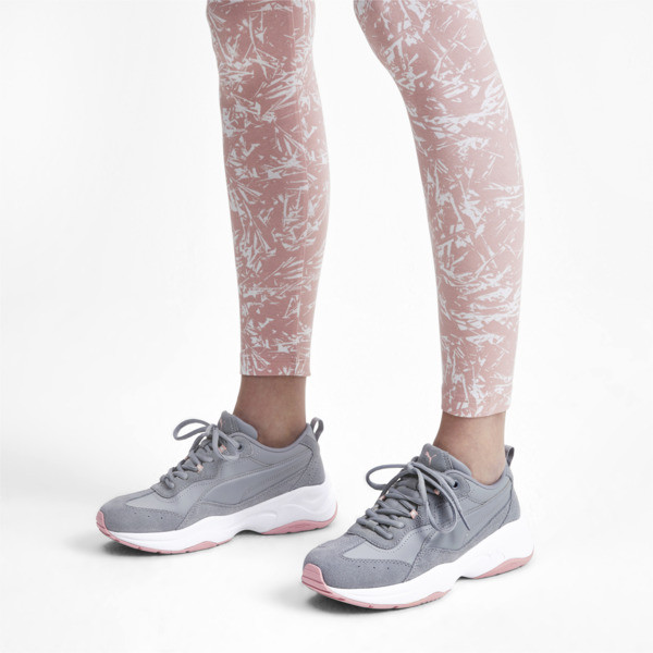 Damskie buty treningowe Cilia Suede