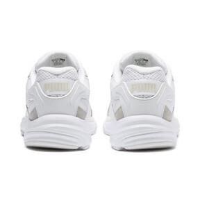 Thumbnail 3 van Axis Plus SD sneakers, Puma White-Whisper White, medium