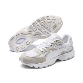 Thumbnail 2 van Axis Plus SD sneakers, Puma White-Whisper White, medium